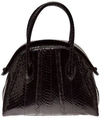 Alaia whips jolie flap bag