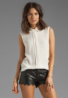 By Malene Birger Getting Ready Marciam Sleeveless Blouse