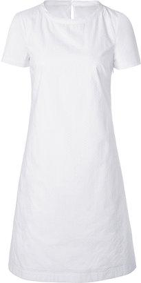 Piazza Sempione White Cotton Dress