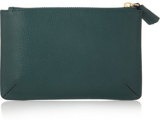 Anya Hindmarch Happy Birthday leather pouch