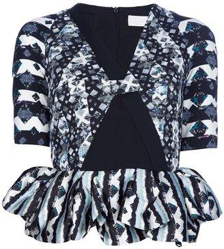 Peter Pilotto 'Lara' blouse