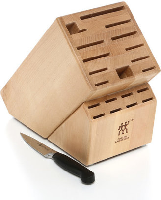 Zwilling J.A. Henckels Super 20 Slot Knife Block
