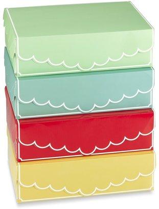 Williams-Sonoma Cupcake Boxes, Set of 4