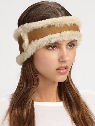 UGG Shearling Headband