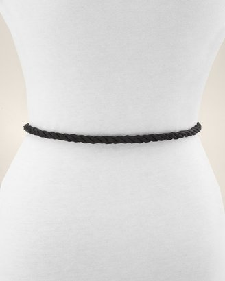Chico's Pearl Tassel Belt