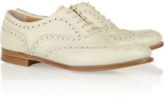Church's The Burwood leather brogues