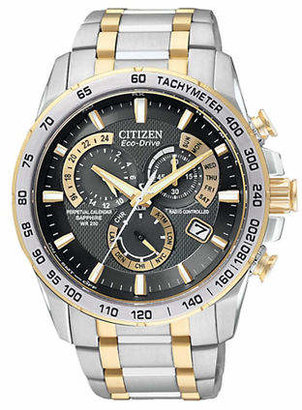 Citizen Men's Eco-Drive Perpetual Chrono A-T Watch