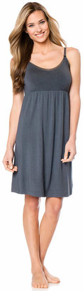 Bump In The Night Babydoll Clip-Down Nursing Nightgown $29.98 thestylecure.com