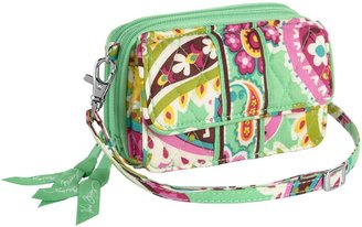 Vera Bradley All in One Crossbody and Wristlet
