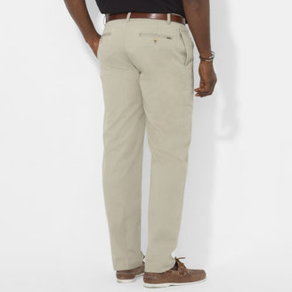 Polo Ralph Lauren Big & Tall Classic-Fit Pleated Chino