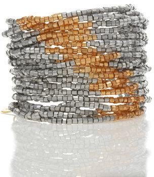 Josefina De Alba Metallic Cascade Bracelet (CUSP Most Loved!)