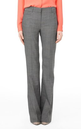 Max C Structured Wool Pant