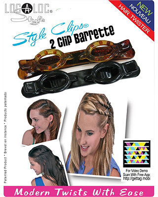 Ulta Localoc Style Clips 2 Clip Barrette