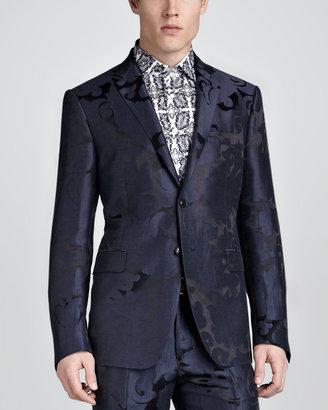 Etro Floral Sport Coat