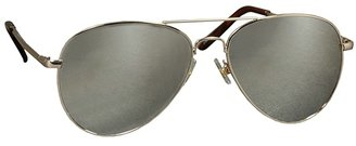 Studio 35 Classic Metal Sunglasses Dolly Gold