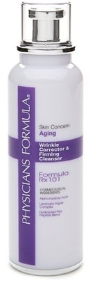 Physicians Formula Skin Concern Aging: Wrinkle Corrector & Firming Cleanser 5.0oz.