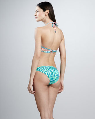 Mara Hoffman Luau Printed Swim Bottom