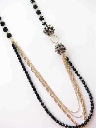 K. Amato Disco Necklace