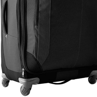 """Container Store Eagle CreekTM 25"""" Adventure 4-Wheeled Luggage Black"""