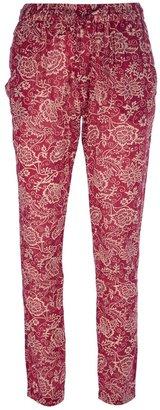 Etoile Isabel Marant 'Sid' printed trouser
