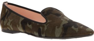 Pretty Loafers camouflage slipper