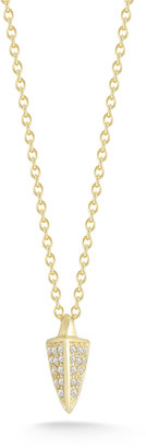 Elizabeth and James Spike Pendant Necklace