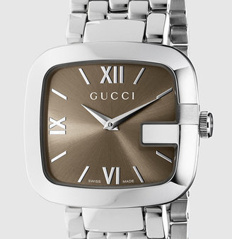 Gucci G Stainless Steel Watch