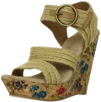 Very Volatile Women's Maya Wedge Sandal