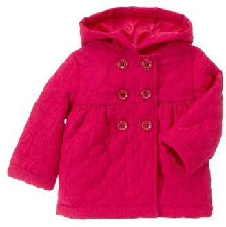 Gymboree Quilted Hooded Jacket