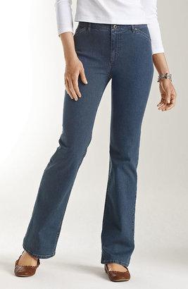 J. Jill Tried & True boot-cut jeans