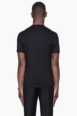 Givenchy Black Cuban Fit Ramshead t-shirt