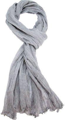 Paolo Pecora tie-dye scarf