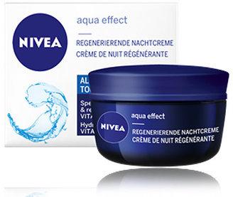 Nivea Aqua Effect Regenerierende Nachtpflege