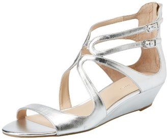 Nine West Women's Vionney Wedge Sandal