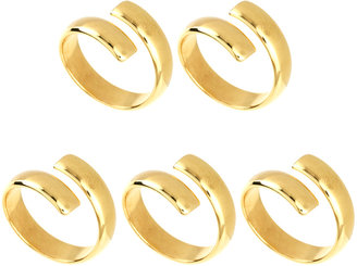 Asos Limited Edition 5 Open Rings Pack