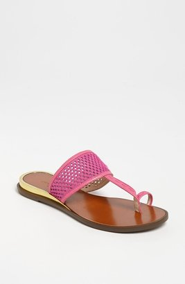 7 For All Mankind 'Makenna' Toe Loop Sandal (Online Only)