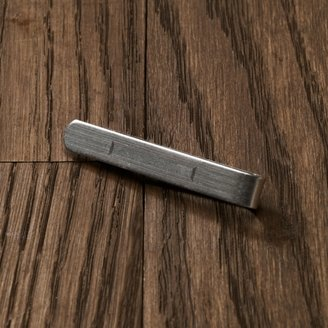 Rugby Engraved Tie Bar