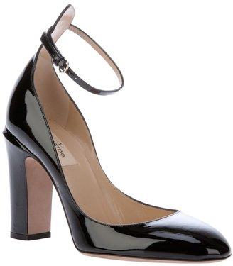 Valentino Garavani ankle strap pump