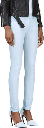 Maison Martin Margiela Pale Mint Skinny Jeans