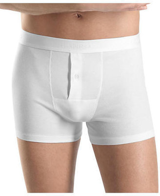 Hanro Authentic Double Ribbed Boxer Brief Underwear