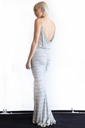 Boulee Freida Maxi Dress in Stripe