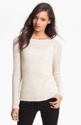 Nordstrom 'Harper' Silk & Cotton Sweater