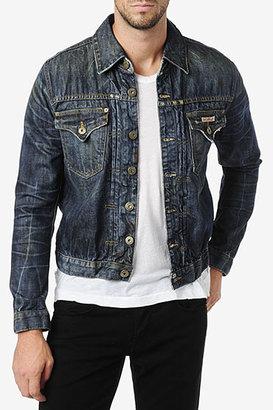 Hudson Jeans Jean Jacket- Outlaw