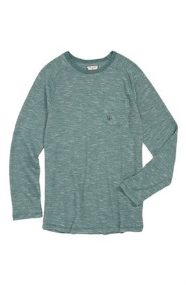 Volcom 'Upgrade' Thermal T-Shirt (Big Boys)