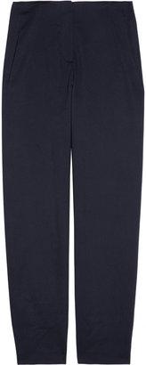 Cacharel Cotton-blend twill pants