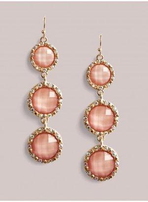IGIGI Karent Earrings in Rose