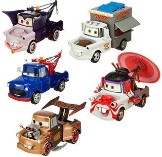 Disney Mater-Rama Die Cast Vehicle Set