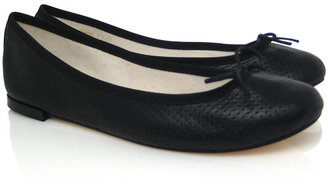 Repetto BB Balerina Flat - Black