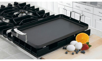"Cuisinart Chef's Classic Nonstick Hard-Anodized 21"" Double Burner Griddle"