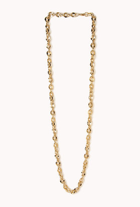 Forever 21 Street-Chic Rolo Necklace